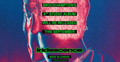 Brockhampton announce new album Iridescence