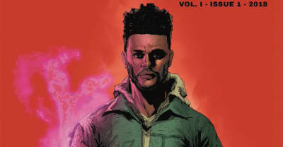 Marvel and The Weeknd detail Issue #1 of Starboy comic book