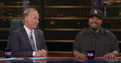 Watch Ice Cube Question Bill Maher About His Use Of A Racial Slur