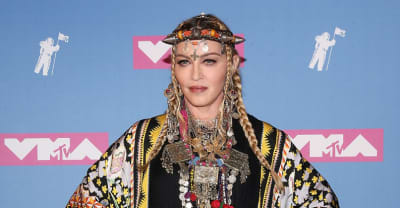 "Madonna says Harvey Weinstein ""crossed lines"" with her"