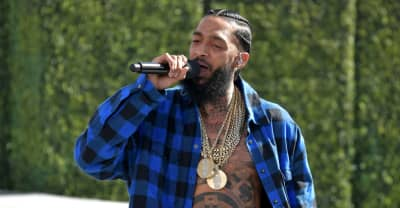 Suspect in Nipsey Hussle killing charged with murder