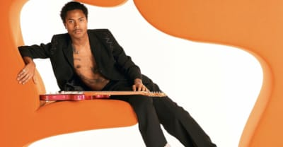 Steve Lacy unveils the cover art for his debut album Apollo XXI