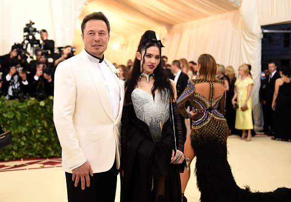 Report: Grimes and Elon Musk break up after three years together