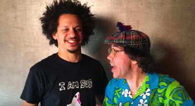 Watch Eric Andre Get Interviewed By Nardwuar