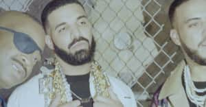 "French Montana and Drake share ""No Stylist"" video"