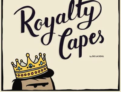 "De La Soul Embraces Their Regal Side On ""Royalty Capes"""
