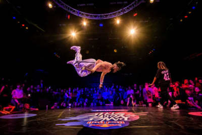 Red Bull's new one-on-one dance competition is hitting the road