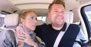 Céline Dion's Carpool Karaoke proves she has a song for every occasion