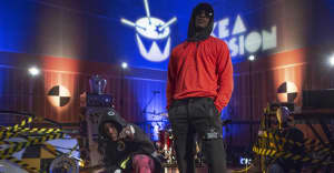 """Watch A$AP Rocky perform """"Praise The Lord"""" with Skepta and Onyx Collective"""