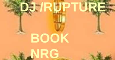 DJ Rupture's Bold BOOK NRG MIX Is The Perfect Summer Indulgence