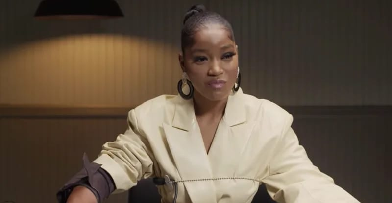 """Keke Palmer is selling official """"Sorry To This Man"""" merch"""