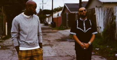 "Freddie Gibbs and Madlib return with ""Giannis"" featuring Anderson .Paak"
