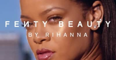 Rihanna Teases The First Batch Of Fenty Beauty Products