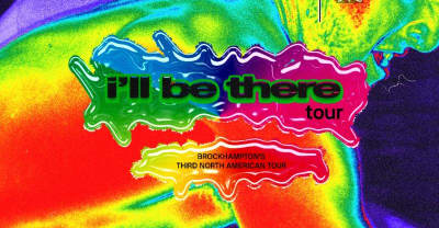 "Brockhampton announce ""i'll be there"" North American tour"