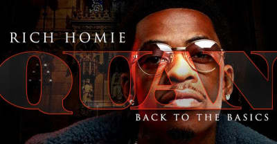 "Stream Rich Homie Quan's New Mixtape ""Back To The Basics"""
