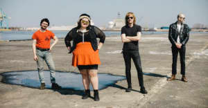 """Sheer Mag detail new album A Distant Call, share """"Blood From A Stone"""""""