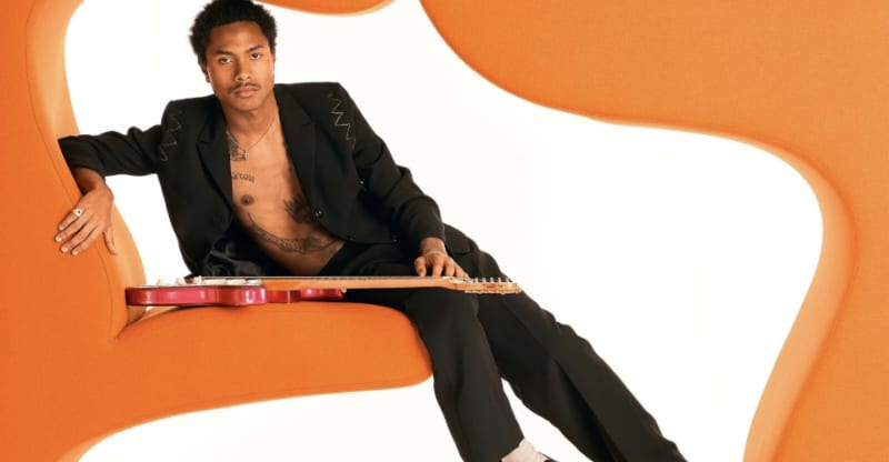 """Steve Lacy enters his """"Prince phase"""" in new song """"Playground"""""""
