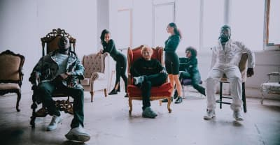 "Stormzy shares ""Own It"" video featuring Ed Sheeran and Burna Boy"