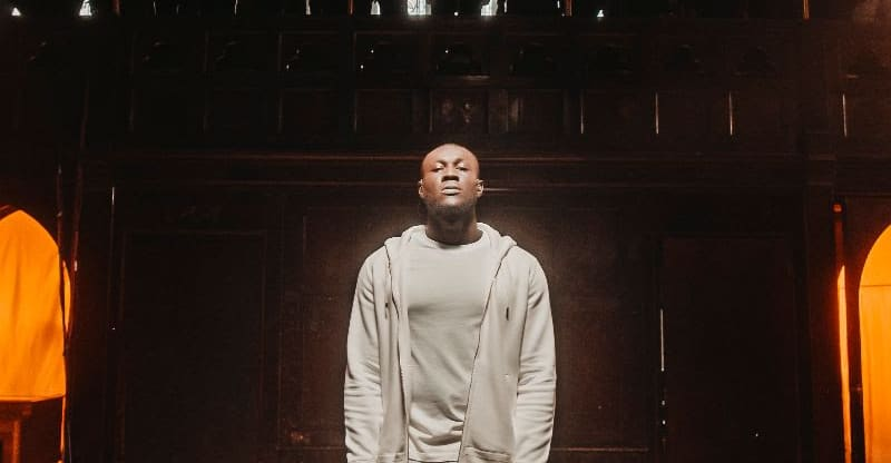"""Stormzy shares new song """"Crown"""""""