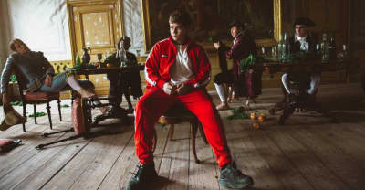"Watch Yung Lean explore the wilderness and a mansion in the video for ""Red Bottom Sky"""