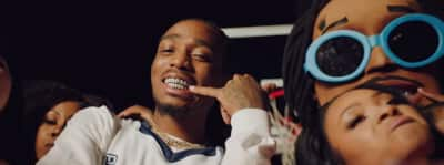 "Watch Quavo's ""How Bout That"" music video"
