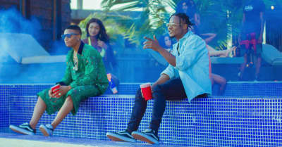 "Shaydee and Wizkid keep the summer vibe going in their ""Make Sense"" video"