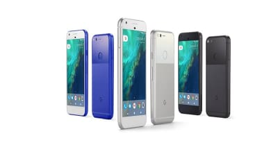 Google Announces Pixel And Pixel HD Smartphones