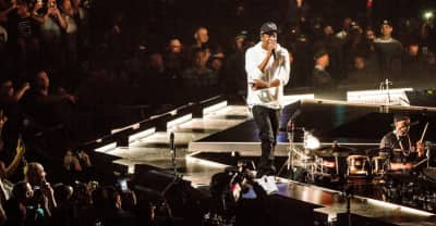JAY-Z interrupted a live show to discuss Meek Mill's prison sentence