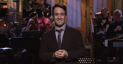 "Watch Lin-Manuel Miranda's Saturday Night Live Rendition Of ""My Shot"""