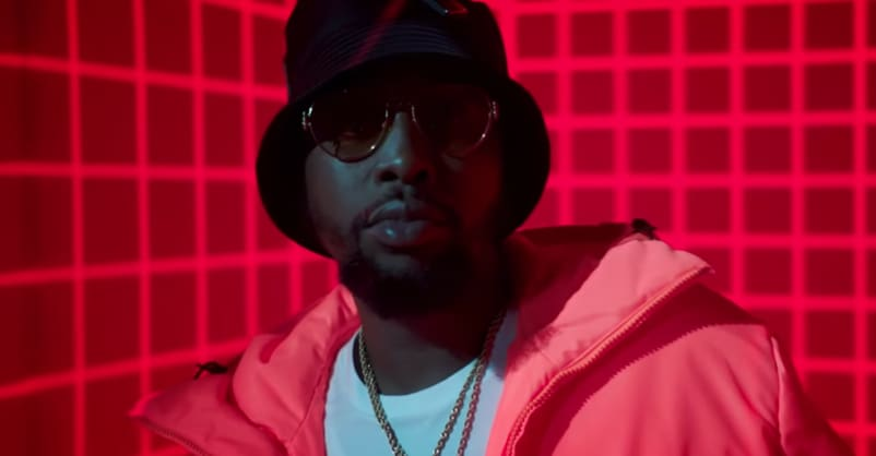 """Watch Popcaan's colorful new video for """"Wine For Me"""" 