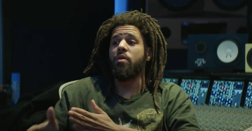 Watch J. Cole's documentary Applying Pressure: The Off-Season