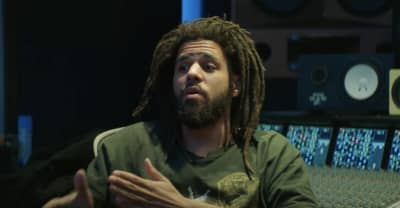 Watch J. Cole's documentary Applying Pressure: The Off-Season