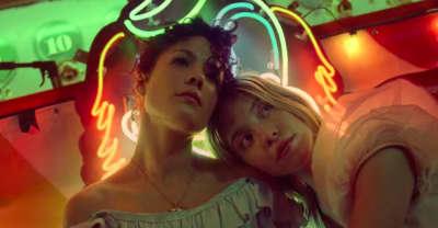 """Watch Halsey's """"Graveyard"""" video, starring Euphoria's Sydney Sweeney"""