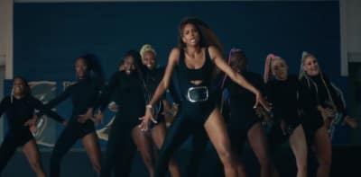 "Ciara shares ""Dose"" video"