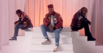 "Watch Khalid, 6LACK, and Ty Dolla $ign soundtrack a date in the ""OTW"" video"