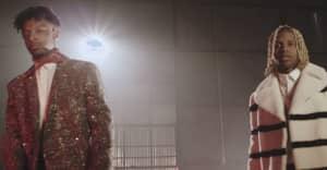 """Lil Durk and 21 Savage plan a heist in the """"Die Slow"""" video"""