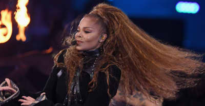 Watch Janet Jackson perform at MTV EMAs