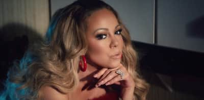 "Mariah Carey shares ""GTFO"" video"