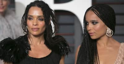 Zoë Kravitz recreated her mom Lisa Bonet's naked Rolling Stone pic for The Hot Issue