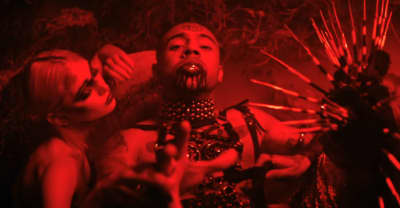 "Vic Mensa shares ""Dark Things"" video, announces Hooligans EP"