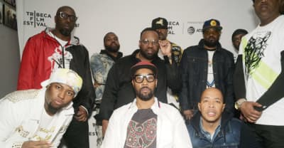 The Wu-Tang Clan's new EP is out this Friday