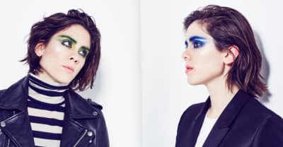 "Tegan And Sara Debut Four Remixes To ""Boyfriend"""