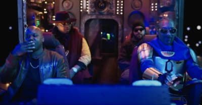 """Snoop Dogg, Ice Cube, E-40, and Too $hort share debut Mount Westmore single """"Big Subwoofer"""""""
