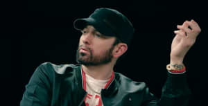 """Eminem says his Tyler, the Creator diss went """"too far"""""""