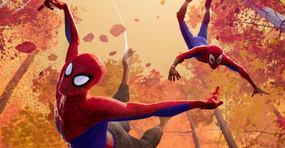 Listen to the star-studded Spider-Man: Into the Spider-Verse soundtrack