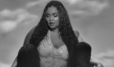 Lizzo shares the title track from her upcoming album Cuz I Love You