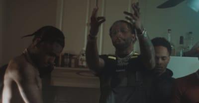 """Watch Hoodrich Pablo Juan's cinematic """"Slang Dope"""" video"""