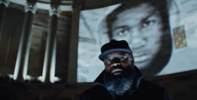 "Black Thought pays tribute to Trayvon Martin in ""Rest In Power"" video"