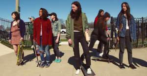 "Watch Sarah Shook & The Disarmers's ""New Ways to Fail"""