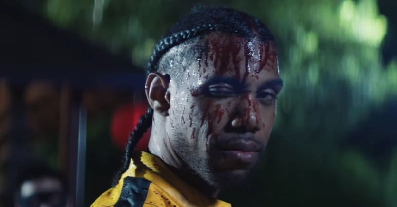 "Reese LAFLARE shares Kill Bill-inspired ""Hol' Up"" video"